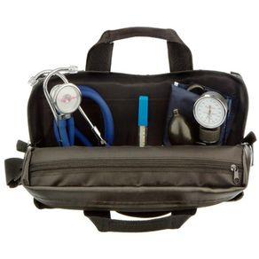 Kit Acadêmico (Aparelho de Pressão + Estetoscópio Rappaport + Termômetro Clinico Prismático) - Premium