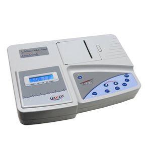 Eletrocardiógrafo (ECG) Portátil Digital 01 Canal 07 Derivações EX01 - Emai