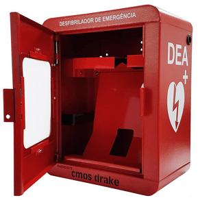 Cabine Gabinete para Desfibrilador Externo Automático DEA Life 400 Futura - Cmos Drake