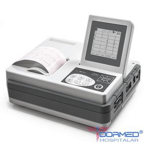 Eletrocardiógrafo (ECG) Digital 03 Canais 12 Derivações SE-03 - Edan