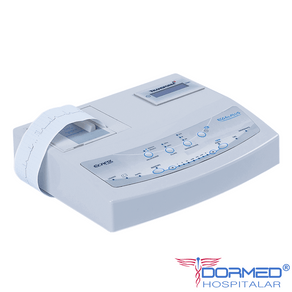 Eletrocardiógrafo 01 Canal ECG-6 Plus - Ecafix
