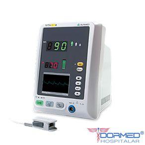 Oxímetro de Pulso de Mesa Com Curva Plestimográfica Vita200 - Alfamed Oxímetro de Mesa Com Curva Vita200 - Alfamed