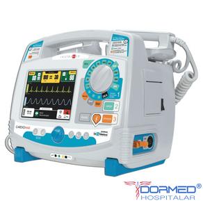 Cardioversor Bifásico MP DEA IMP SPO2 PNI Cardiomax - Instramed