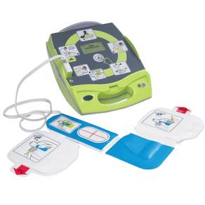 Desfibrilador Externo Automático DEA AED Plus + Eletrodo CPR-D-Padz com Feedback de RCP - Zoll
