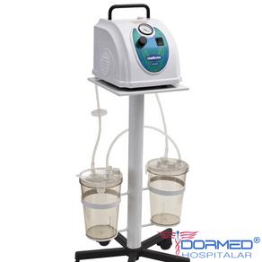 Aspirador Cirúrgico 6,0L com Pedestal MD-600 - Medicate