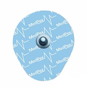Kit-Eletrodo-ECG-Descartavel-Adulto-MP36-Blue--Pacote-com-50-Unidades-MedPex