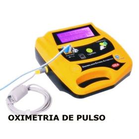 Desfibrilador-Externo-Automatico-DEA-com-Display-LCD-e-Tracado-Ecg-Life-400-Futura-Cmos-Drake-Oximetria-de-Pulso